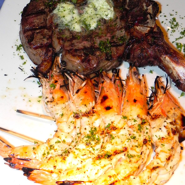 Surf And Turf @ Terrae