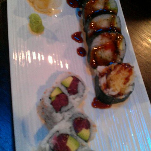 Sushi @ Royal Asian Fusion