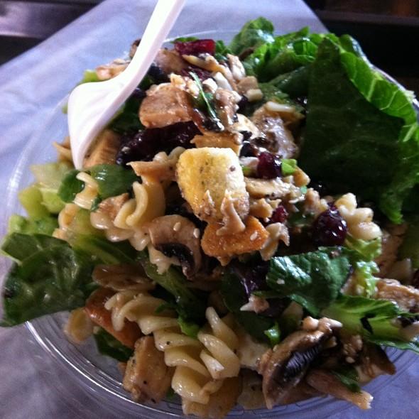 Grilled Chicken salad @ Factory Sub & Salads