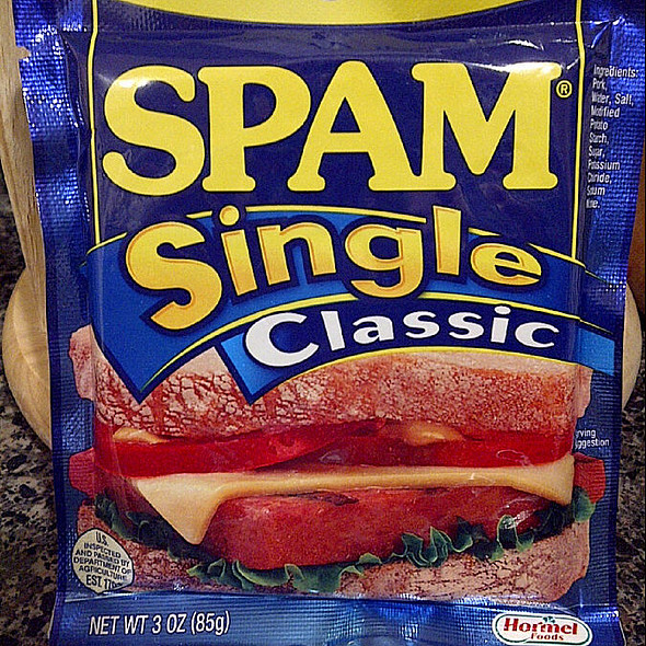 SPAM Single Classic @ Walmart