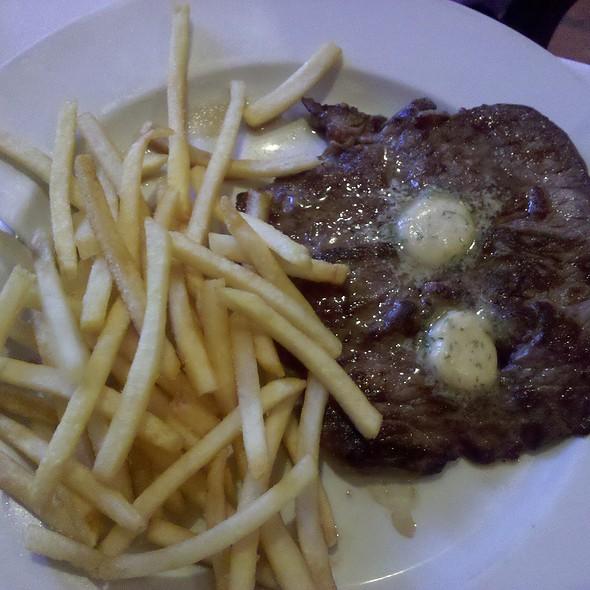 Steak Au Poivre @ Bistro Francais