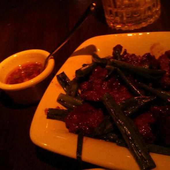 Mongolian Beef @ P F Chang's China Bistro