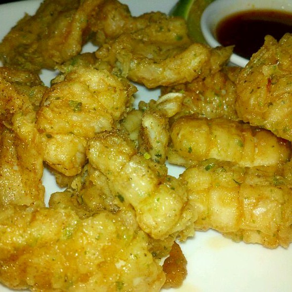 Fried Squid @ Cafe 101