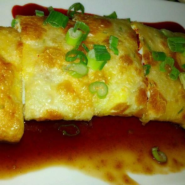 Kimchi Omelette @ Cafe 101