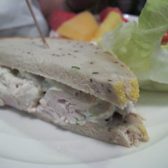 Chicken Salad Sandwich @ Katella Deli-Restaurant
