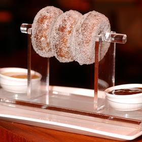 Warm Doughnuts
