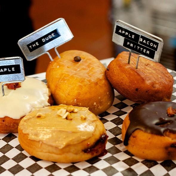 Doughnuts @ Doughbot Donuts