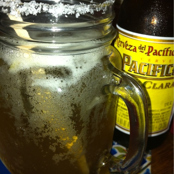 Michelada @ Caracas Arepas Bar