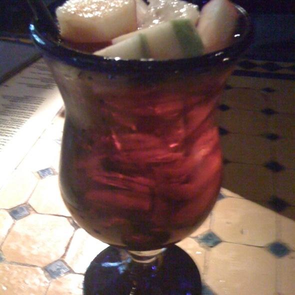 Sangria @ Ceviche Tapas Bar & Restaurant