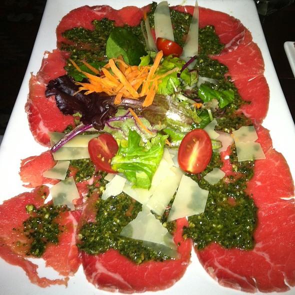 Beef Carpaccio Salad @ Libertador Parrilla Argentina