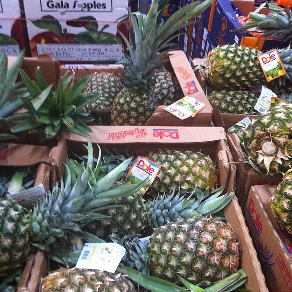 Pineapples @ Costco