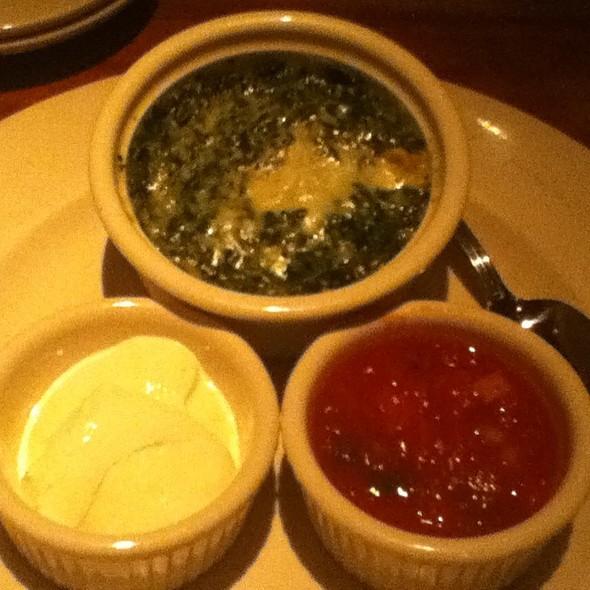 Spinach Dip @ Houston's Restaurant