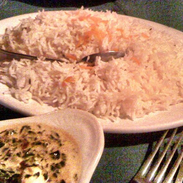 Pilau Rice @ Himalayas Indian Restaurant