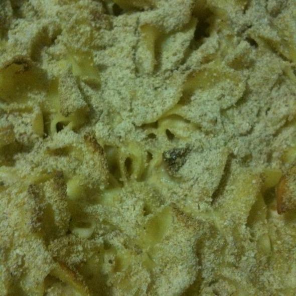 Tuna Noodle Casserole @ The Spot
