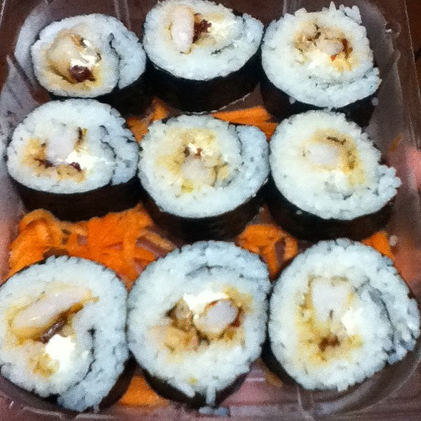Mexico Sushi Roll @ Sushi Umi