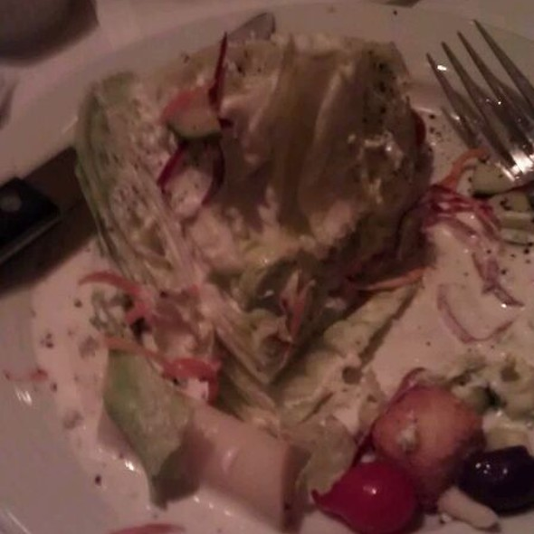 Gallagher's Wedge @ Gallagher's Steakhouse
