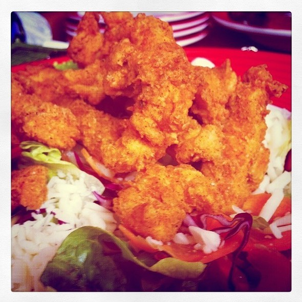 Cajun Chicken Salad @ TGI Fridays (Subang Parade)