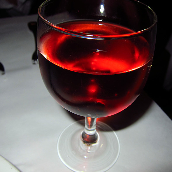 Rose Wine @ Bistrot Zinc