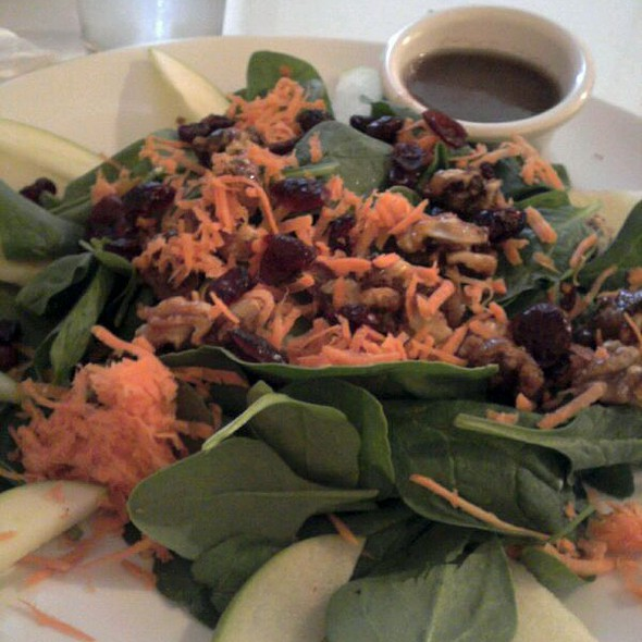 Spinach Salad @ The Owlery Restaurant