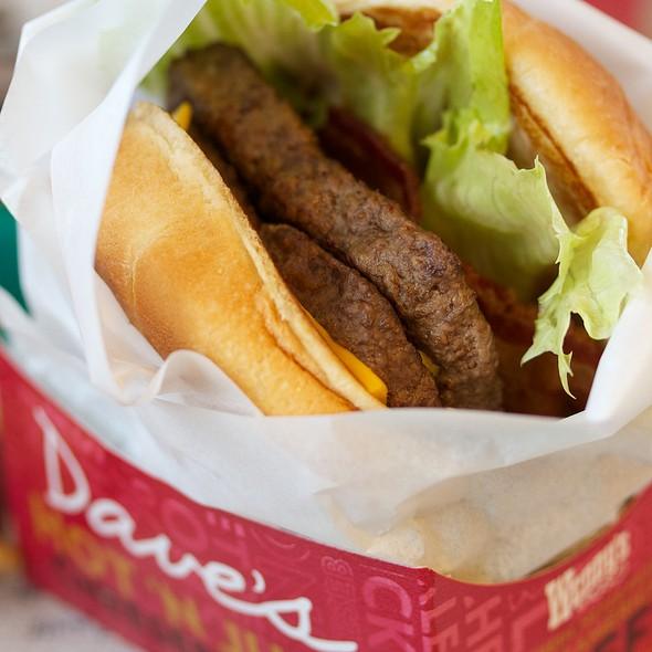 Double Bacon Deluxe @ Wendy's