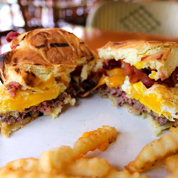 Jackson Burger @ Clare & Don's Beach Shack