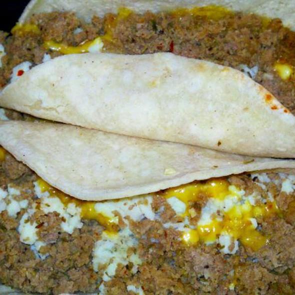 Turkey & Eggs Breakfast Tacos @ My Fit Foods