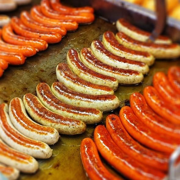 Pork Bratwurst @ Oktoberfest München