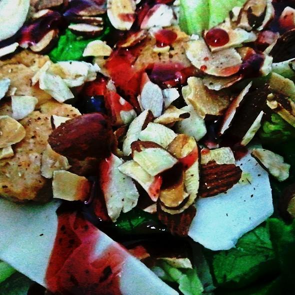 Berry Almond Chicken Salad @ Wendy's