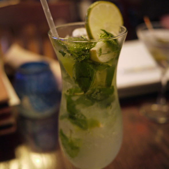 Mint Mojito - Arya Global Cuisine, Cupertino, CA
