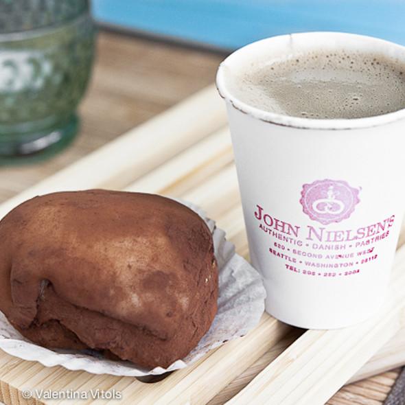 Potato and Coffee @ Nielsen's Pastries