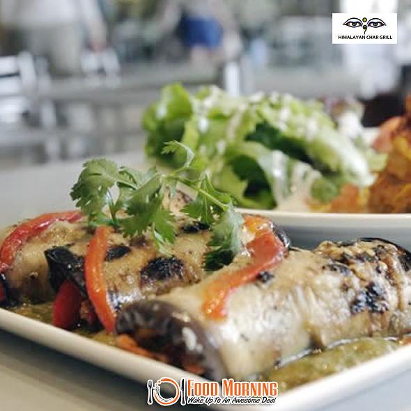 Poleko Bhanta @ Himalayan Char Grill