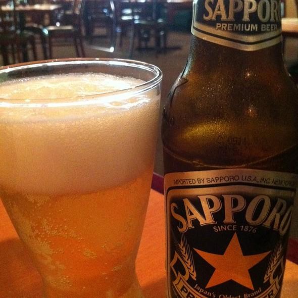 Sapporo Beer @ Saigon Bay Vietnamese