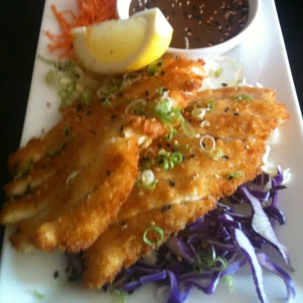 Chicken Katsu Curry Saimin