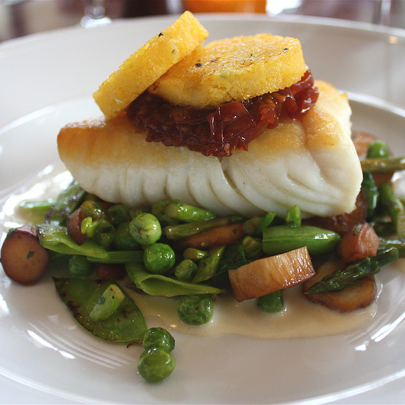 Fish Special - TusCA Ristorante, Monterey, CA
