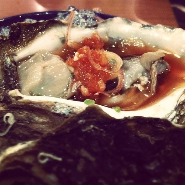 Namakaki Ponsu @ Honmono Sushi Thonglor 23