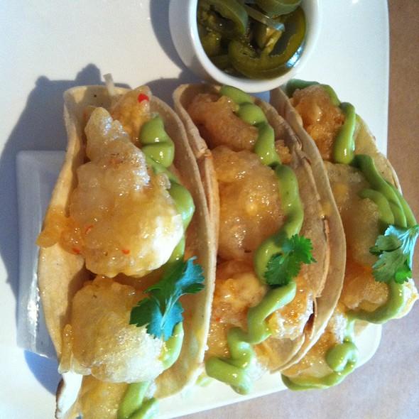 Lobster Tacos @ Ravenous Pig