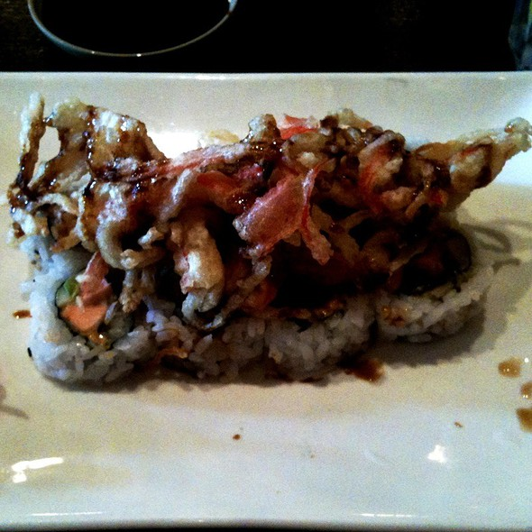 Falcon Roll @ Thai Diner