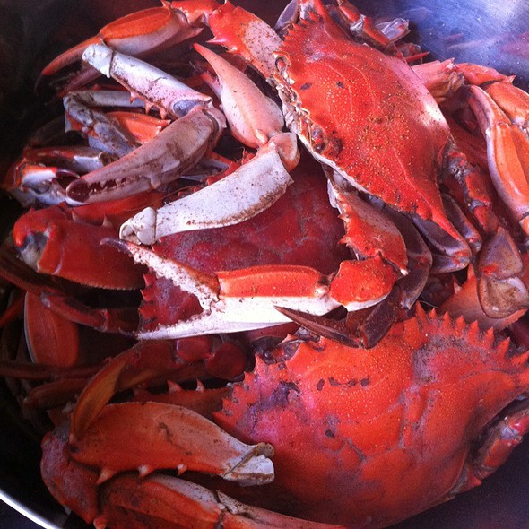 Old Bay Crabs