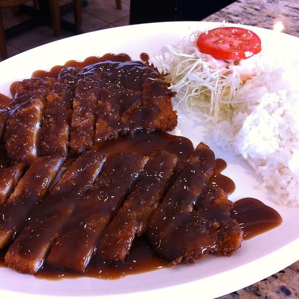 Pork Tonkatsu @ Donquixote Restaurant & Cafe