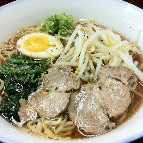 Shoyu Ramen @ Yagura Japanese Market