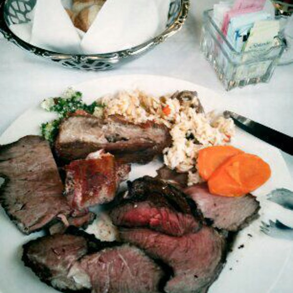 Brazilian Steakhouse @ Nelore Churrascaria