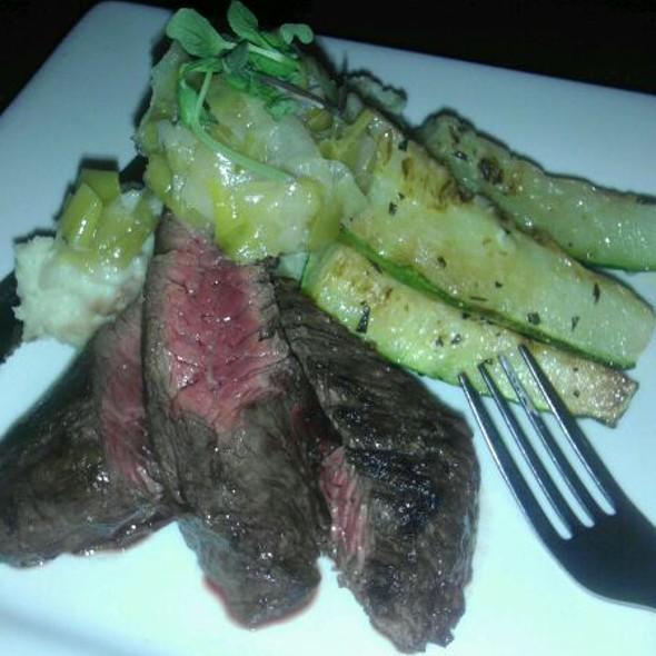 Hangar Steak @ The Refinery