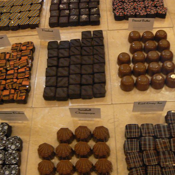 Chocolate Truffles @ Claude's Chocolate