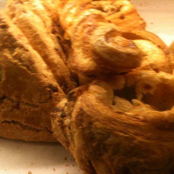 Various pastries @ Koryodang