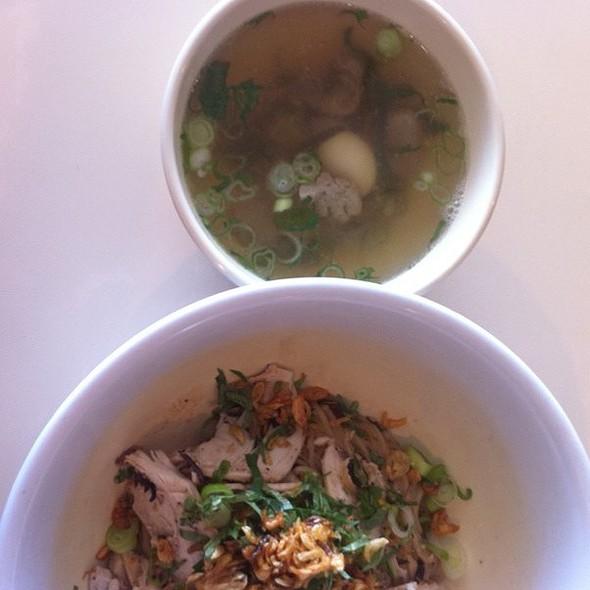 Pho Ga Kho @ Thai Binh Duong
