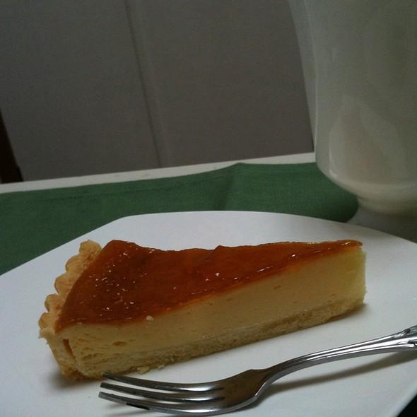 チーズケーキ @ うちエコ!ごはんキッチンスタジオ