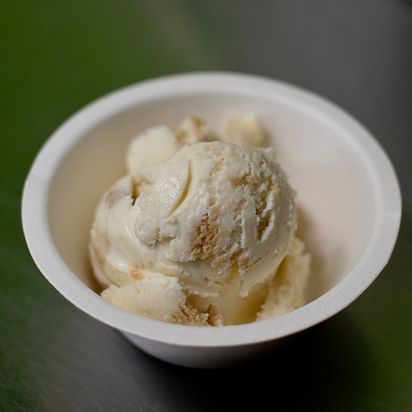 Lemon Cookie Ice Cream