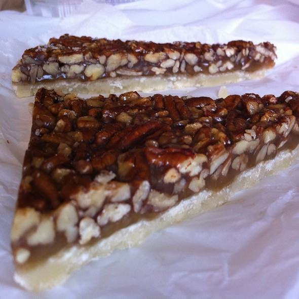 Pecan Bar @ Taste of Belgium LLC
