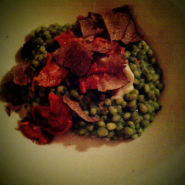 Barley Risotto With Chanterelles And Summer Truffles  @ The James Beard Foundation