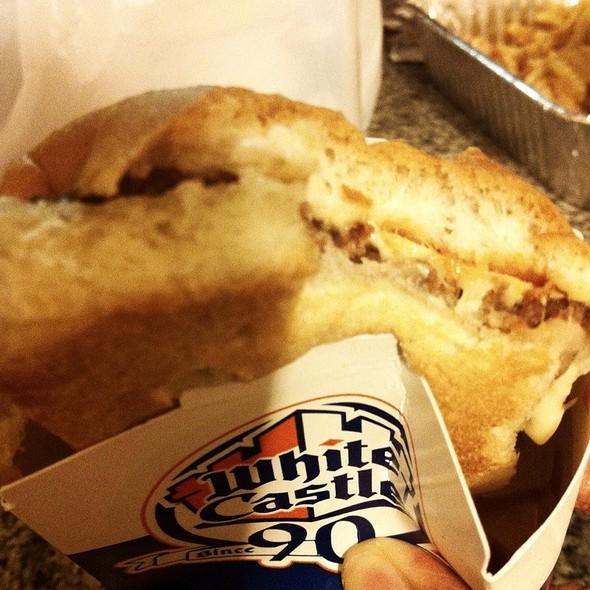 Jalepeno Burger @ White Castle